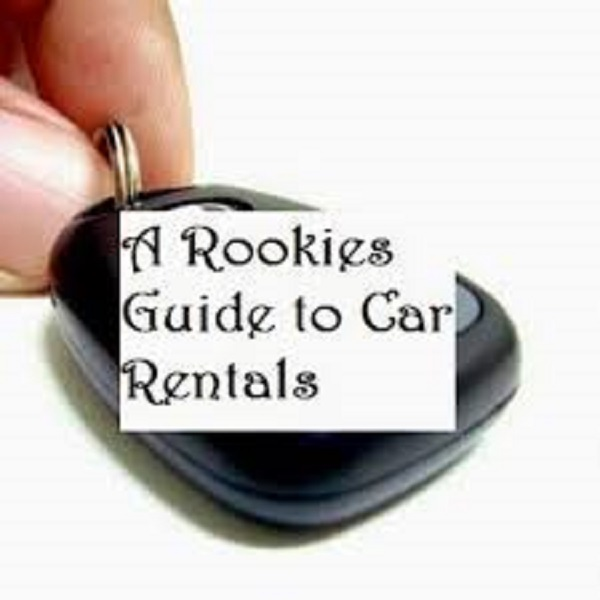 A Rookies Guide to Car Rentals