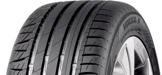 4 Different Tyre Tread Patterns